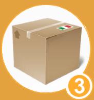 ricezione pacco